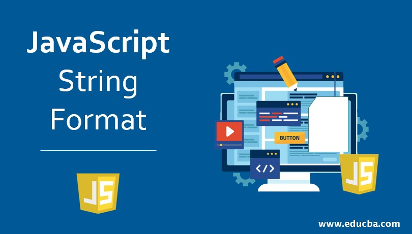 JavaScript String Format
