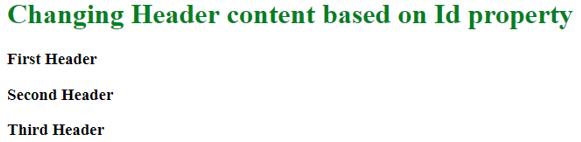 Javascript Innerhtml output 2