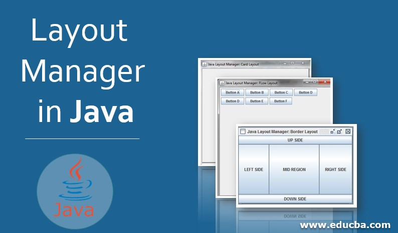 Layout Manager in Java