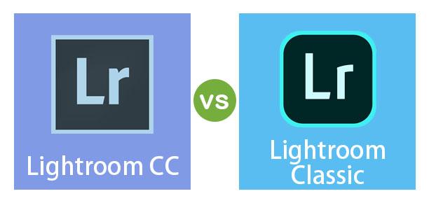 Lightroom CC vs Lightroom Classic