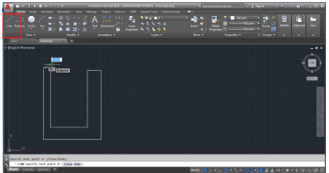 Line Tool from the toolbox