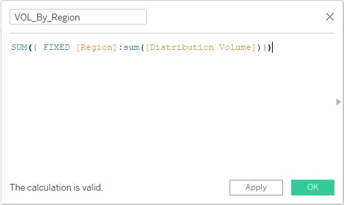 Lod Expressions in Tableau 1.7