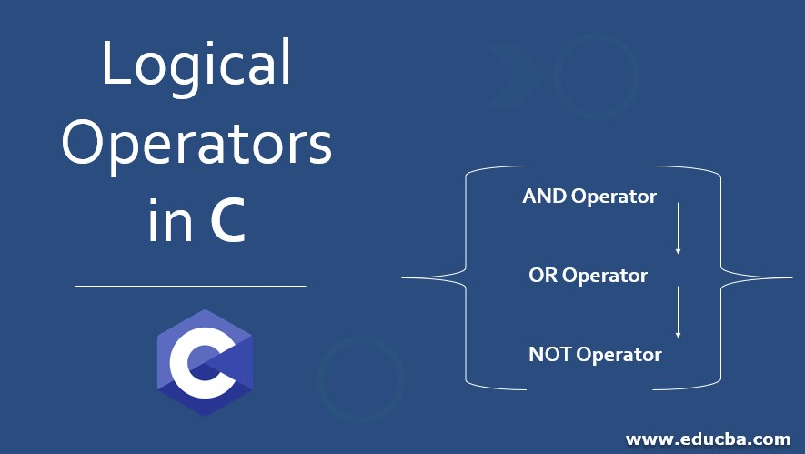 Logical Operators in C
