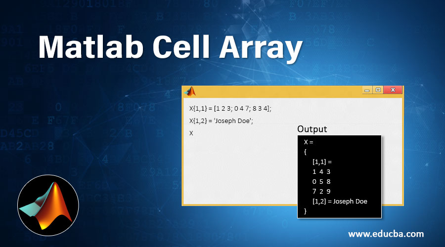 Matlab Cell Array