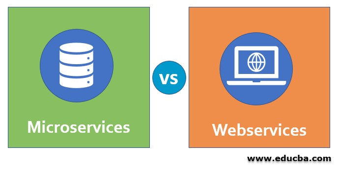 Microservices vs Webservises