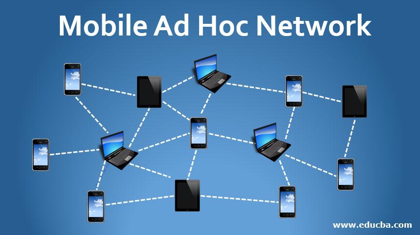 Mobile-AD-Hoc-Network