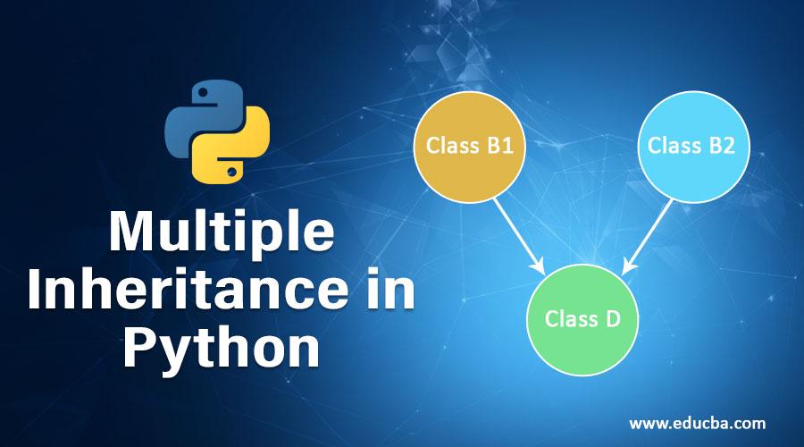 Multiple Inheritance in Python