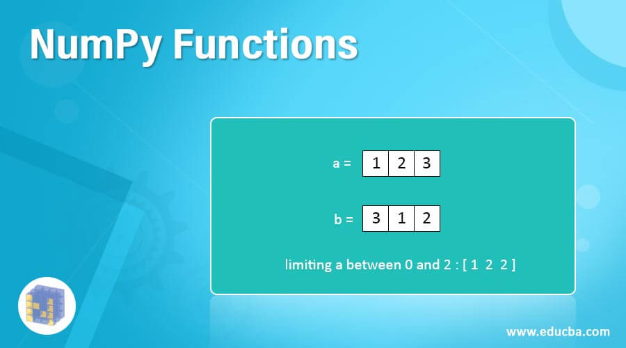 NumPy Functions