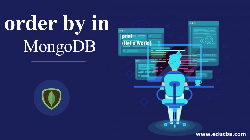 order by in MongoDB