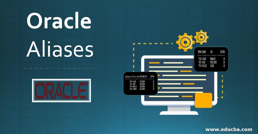 Oracle Aliases