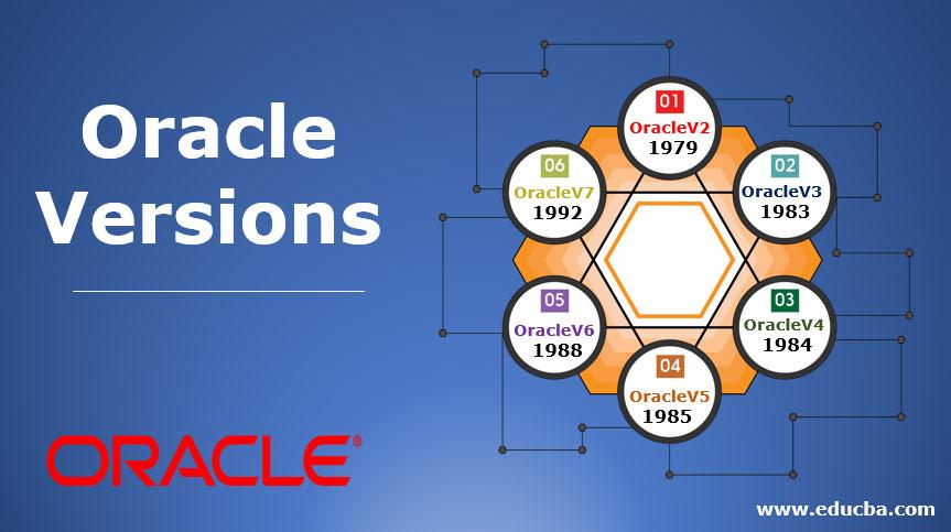Oracle-Versions