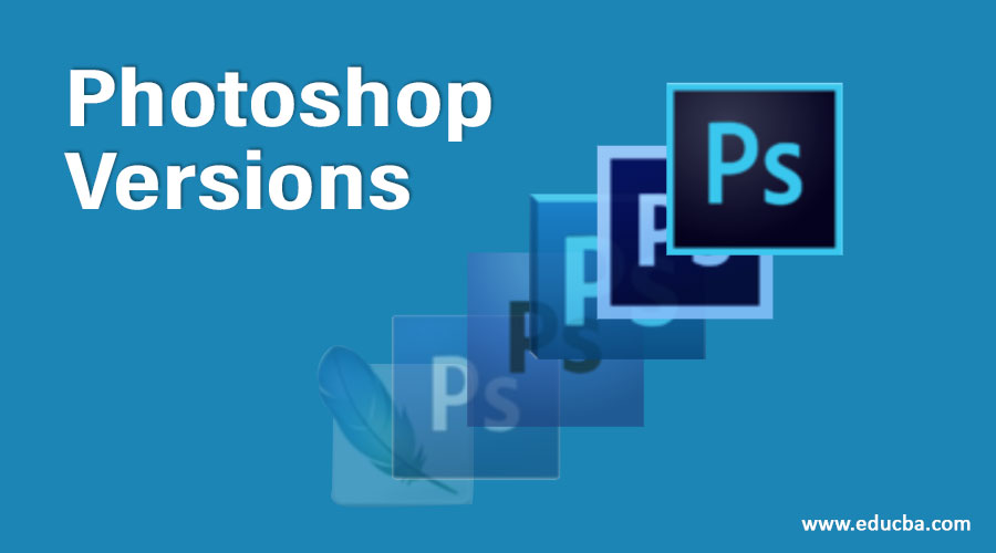 Photoshop Versions