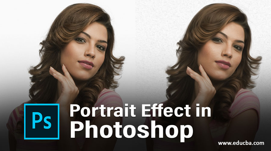 Portrait Effect in Photoshop