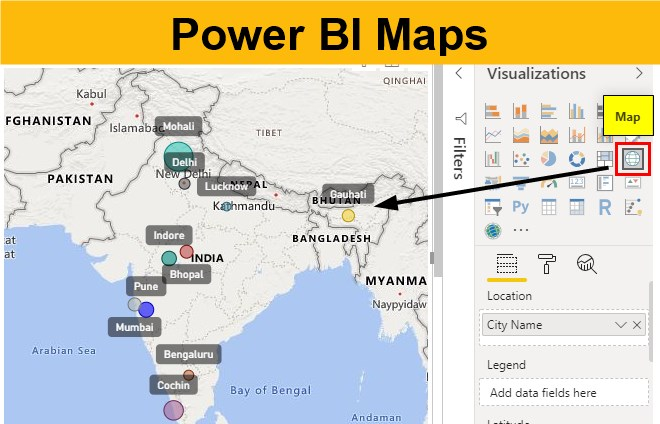 Power BI Maps