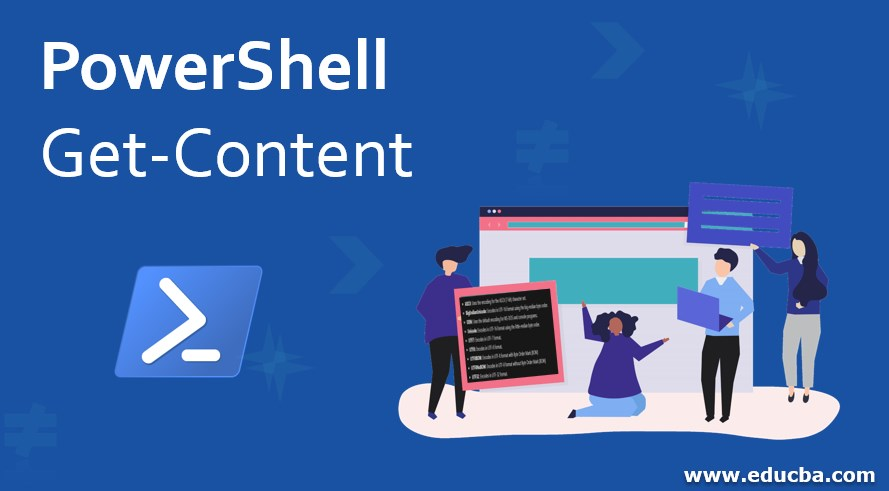 PowerShell Get-Content