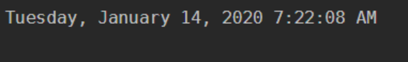 PowerShell Get-Date - 2
