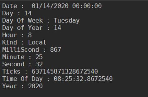 PowerShell Get-Date - 8
