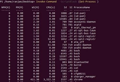 PowerShell Invoke-Command 1-1