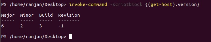 PowerShell Invoke-Command 1-2
