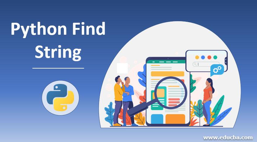 Python-Find-String