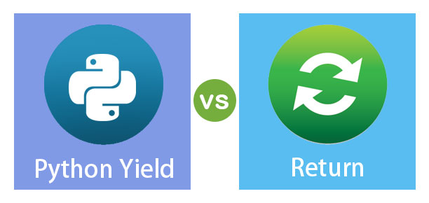 Python Yield vs Return