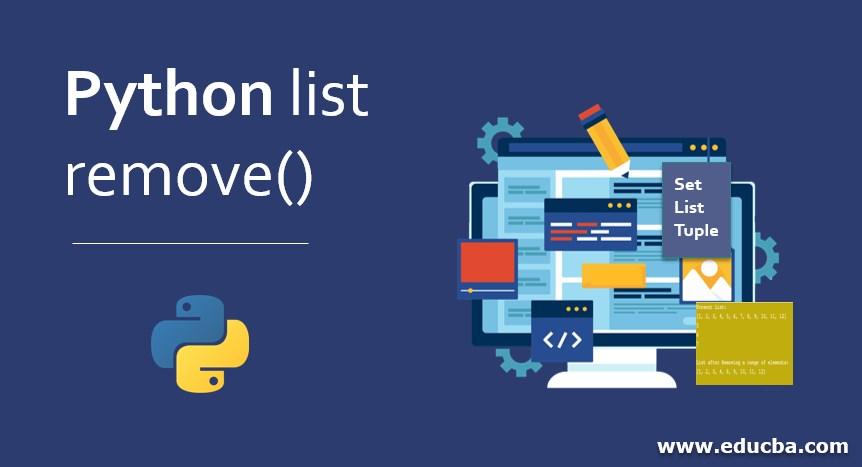 Python list remove()