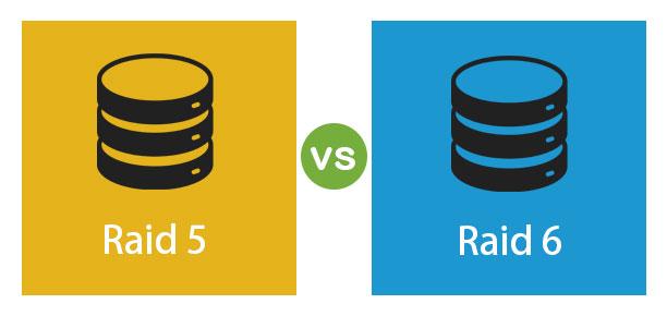 Raid 5 vs Raid 6