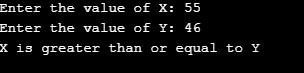 Relational Operators in C++ eg3