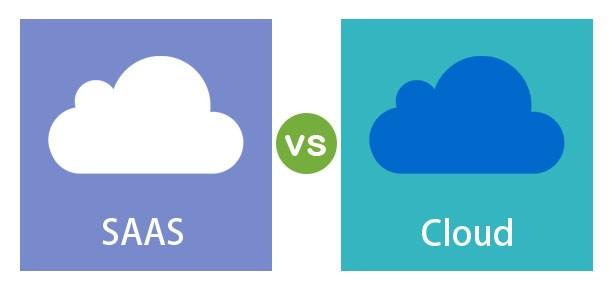 SAAS-vs-Cloud