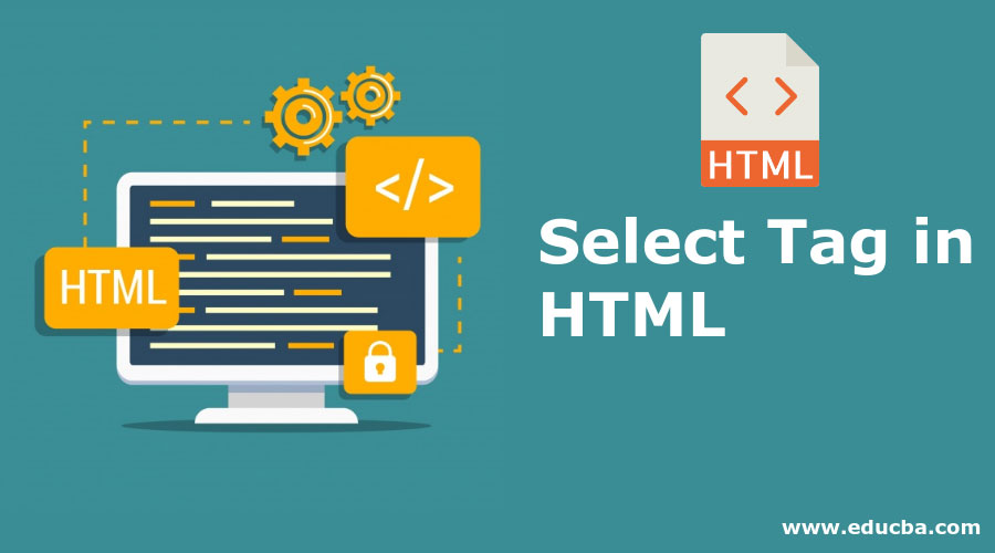 Select Tag in HTML