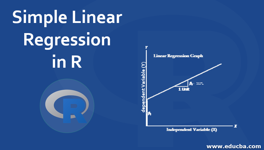 Simple Linear Regression in R