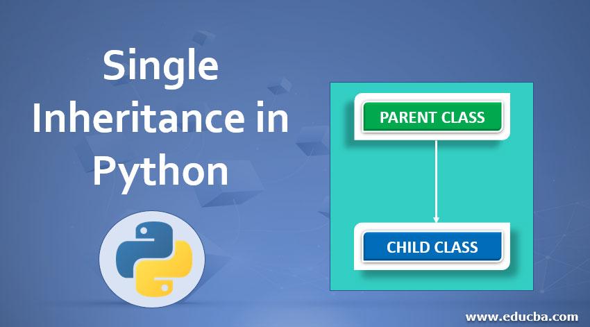 Single-Inheritance-in-Python