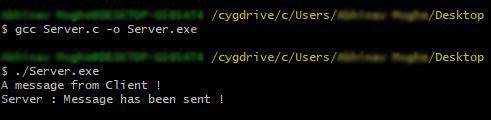 Socket Programming in C++ 1-2