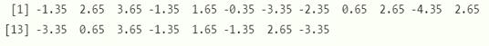 Standard Deviation in R eg2