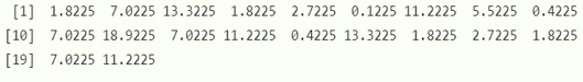 Standard Deviation in R eg3