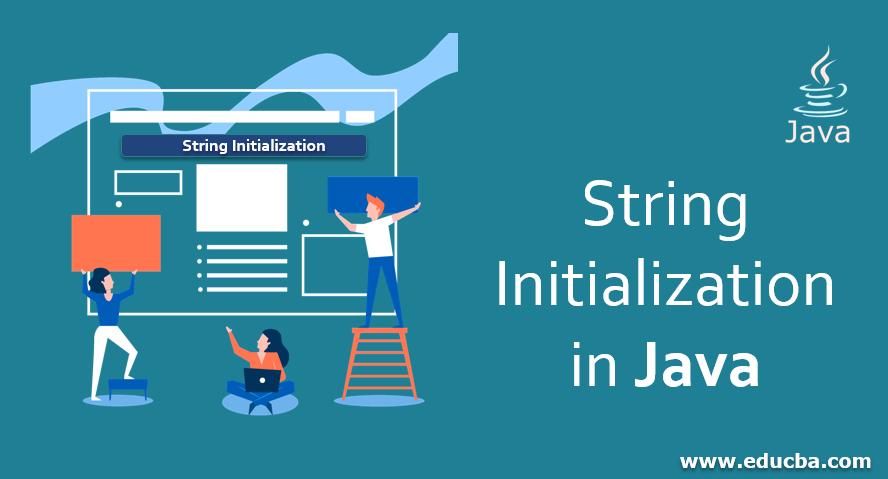 String Initialization in Java