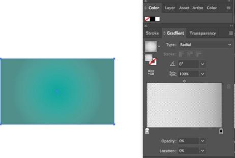 Transparency in Illustrator -11