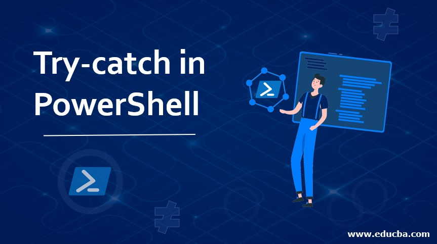 Try - catch in PowerShell