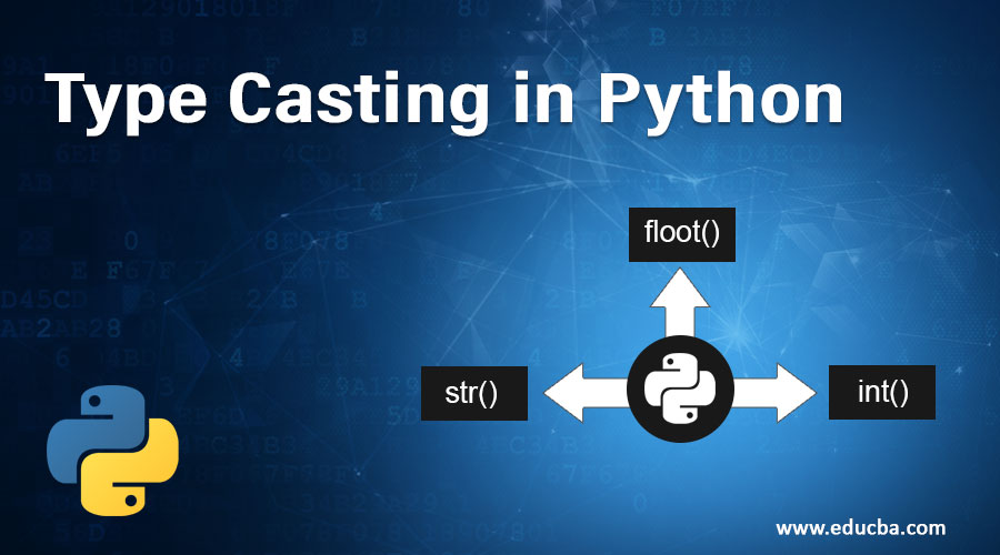 Type Casting in Python