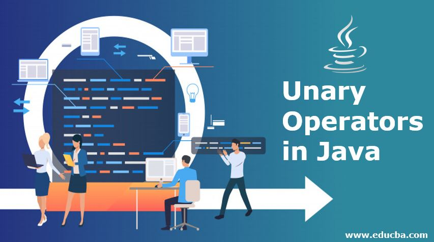 Unary Operators in Java