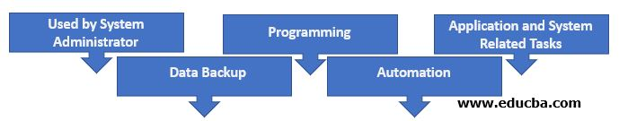 Uses of Shell Scripting in Various Fields