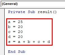 VBA AND Example1-3