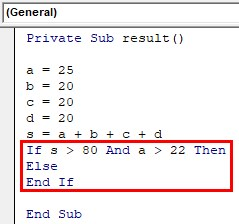 VBA AND Example1-4