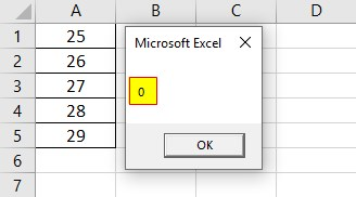 VBA Dynamic Array Examples3-2