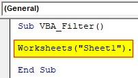 VBA Filter Examples1-2