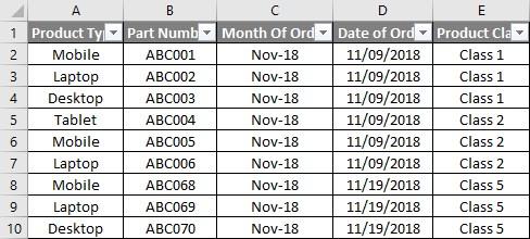 VBA Filter Examples1-4