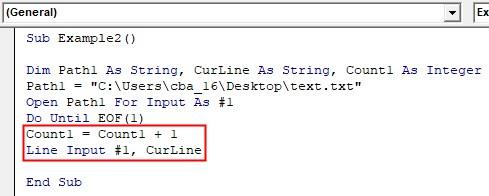 VBA Input Example 2-6