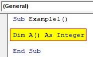 Integer Data Type Example1-3