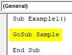 VBA Return Example 1-2