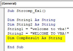 New variable Examples 1-6